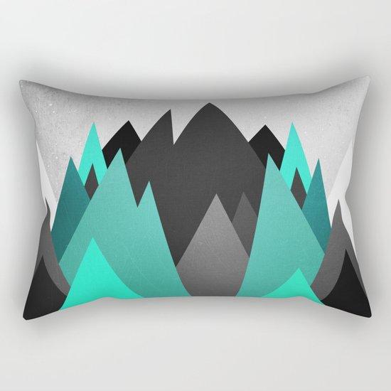 Cold Planet Rectangular Pillow