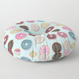 Donuts Floor Pillow