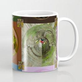Quilt Inspired Coffee Mug