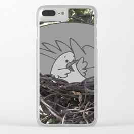 Buscando a Palomito / Looking for Palomito Clear iPhone Case