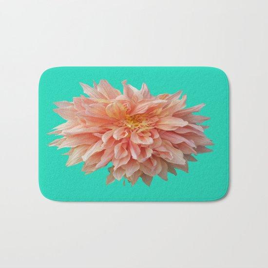 Flower Petals Bath Mat