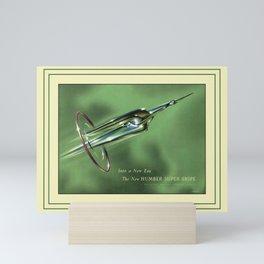 Automotive Art 42 Mini Art Print