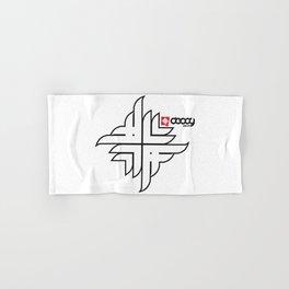 Vector Force Hand & Bath Towel