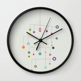 Balanced Wall Clock