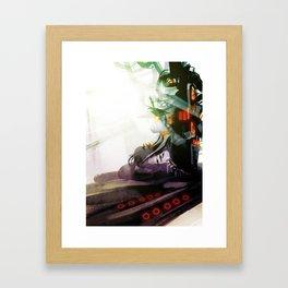 Hang Them Framed Art Print