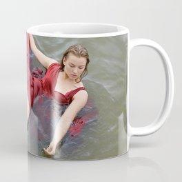 swimming girl Coffee Mug
