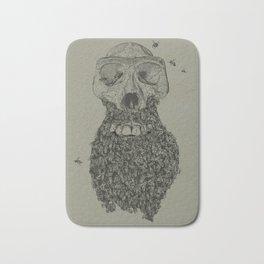 Dead Hipster Bath Mat