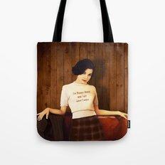 Audrey Horne Tote Bag