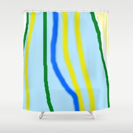 That kinda of a Day Shower Curtain
