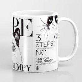 Grumpy the cat Coffee Mug