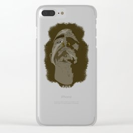 The Horror V2 Clear iPhone Case