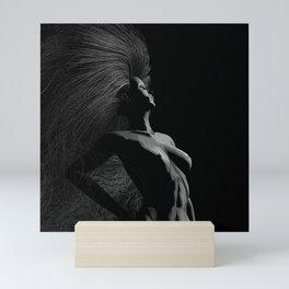 Circe by Moonlight Mini Art Print