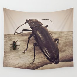 Viewpoints Wall Tapestry