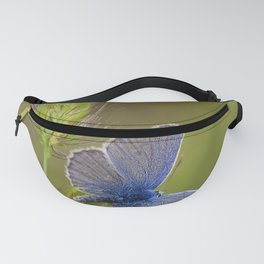 The blue lady Fanny Pack