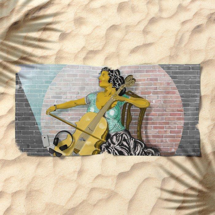 Mariah Beach Towel