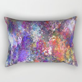 My Paint Shirt Rectangular Pillow