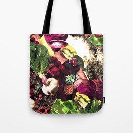 Fruit and Vegetable Salad Surprise Tote Bag