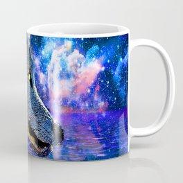 NEBULA WOLF OF THE NIGHT Coffee Mug