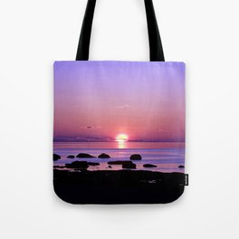 Beauty on the Saint-Lawrence Tote Bag