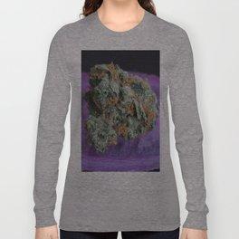 Jenny's Kush Medical Weed Long Sleeve T-shirt