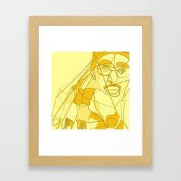 Oddisee Framed Art Print