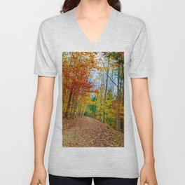 Path of Light Unisex V-Neck