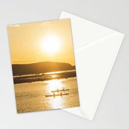 Sunset Ride Stationery Cards