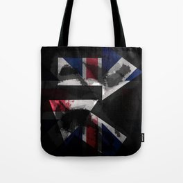 sING's: Plates for the Queen Tote Bag