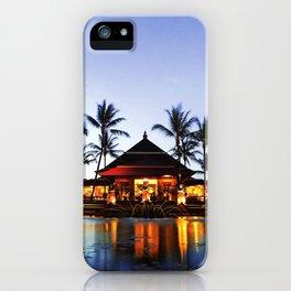lodging iPhone Case