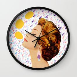 you say it's just a passing phase Wall Clock