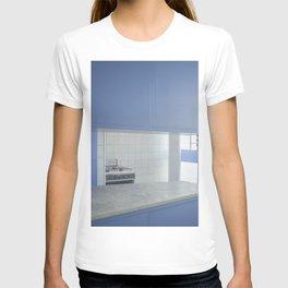Blue Mania in Casa Curutchet T-shirt