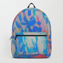 Blue Petal Surge Backpack