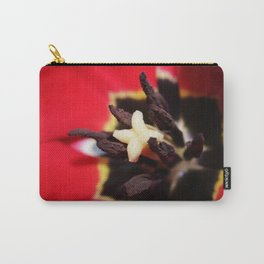 Tulip Stamens Carry-All Pouch