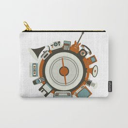 Retro Carry-All Pouch