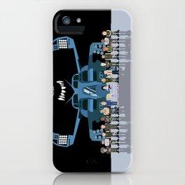 USS Sulaco Crew  iPhone Case