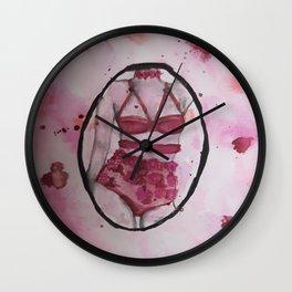 Watercolour 2 Wall Clock