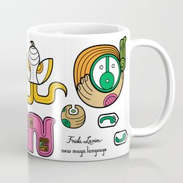 New Maya Language Coffee Mug
