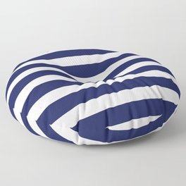 Nautical Summer Floor Pillow
