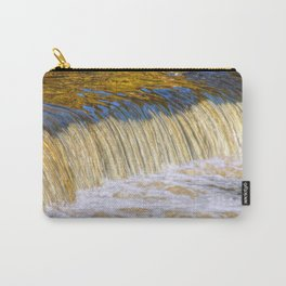 Flow Of Gold  Carry-All Pouch