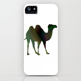 Camel 380 iPhone Case