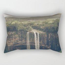 Waterfall 03 Rectangular Pillow