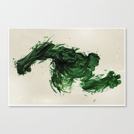 SMASH! Canvas Print