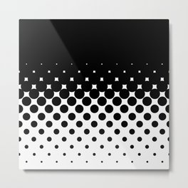Black Holes Metal Print