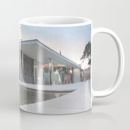 Barcelona Pavilion Coffee Mug