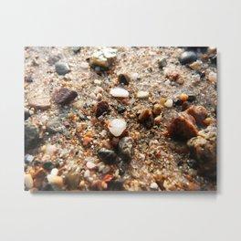 Grains of sand Metal Print