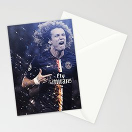 David Luiz Stationery Cards
