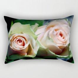 Whispering secrets Rectangular Pillow