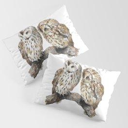 Two owls Pillow Sham