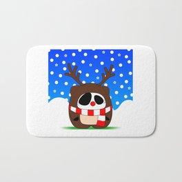 Panda Plopz (Reindeer) Bath Mat