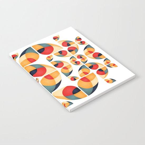 Fantasy Garden Pattern II Notebook
